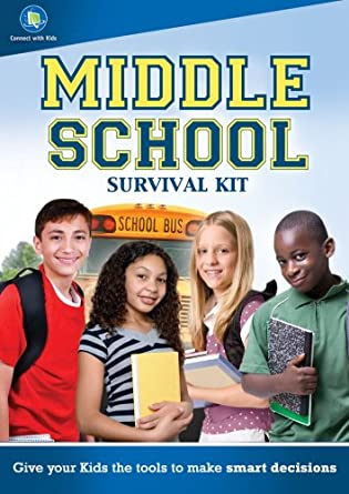 Amazoncom Connect With Kids Middle School Survival Kit Connect