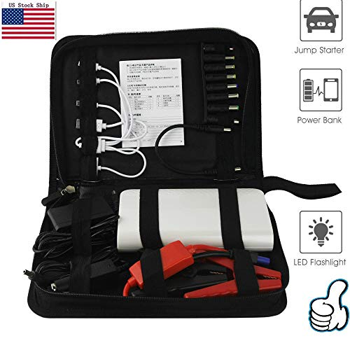 10 Days Special Offer/Promotion For 14000mAh Car Jump Starter/Booster Portable Power Bank Emergency Battery Charger Auto Kit for iPhone Xs max/Xs/Samsung Galaxy S9