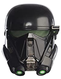 Star Wars Death Trooper Half Mask Child Halloween Rogue One Costume Accessory