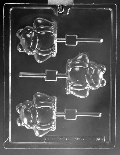Large Frog Lollipop Sucker Chocolate Mold Harry Potter Candy Mold SHIPS SAME DAY!! m101