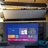 VIVIDSTORM 4K/3D/UHD Tab-tensioned Projector Screen