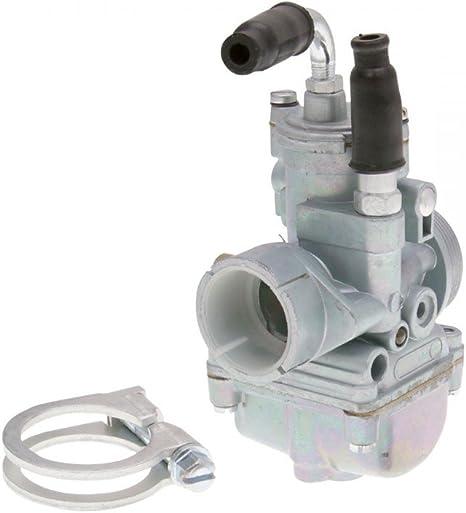 Carburatore Naraku 17,5mm E-Choke per Kymco-Super 8 50 2-Tempi