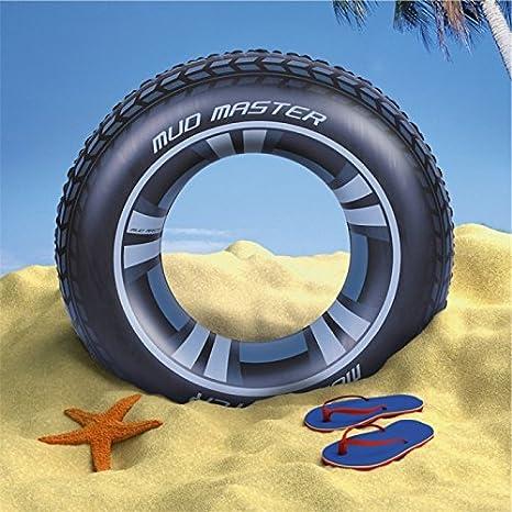 Flotador en forma de rueda / Neumático 91CM - BESTWAY mws1464: Amazon.es: Deportes y aire libre