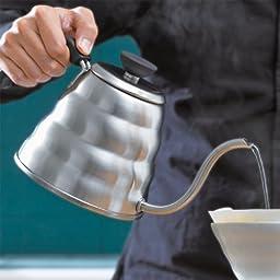 Hario VKB-120HSVV60 Buono Pouring Kettle, 1.2 litre
