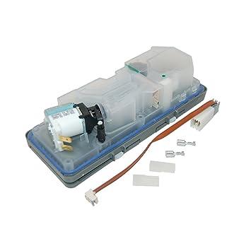 Dispensador de jabón líquido para lavavajillas equivalente a grupo Electrolux 4071358131: Amazon.es: Hogar