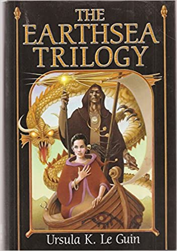 The Earthsea Trilogy A Wizard Of Tombs Atuan