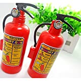 Giveme5 Pack of 5 Children's Plastic Squirt Water Game Fire Extinguisher ...