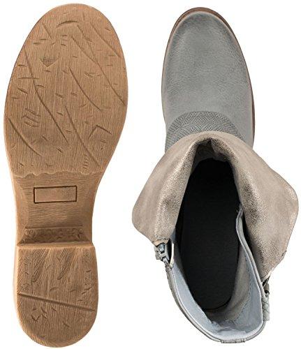 Boots Boots Blau Donna Elara Desert Stivali HnxIqUTE