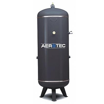 Aerotec 2009705 Impresión Aire Caldera 1000L pie 11 bares de presión Depósito de aire