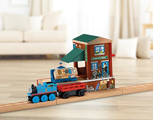 Thomas & Friends Fisher-Price Wooden Railway, Tidmouth Station