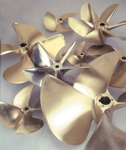 - Acme Propellers 644 13.25 X 16 R 1 1/8 BORE .105 C ACME INBOARD PROPELLERS