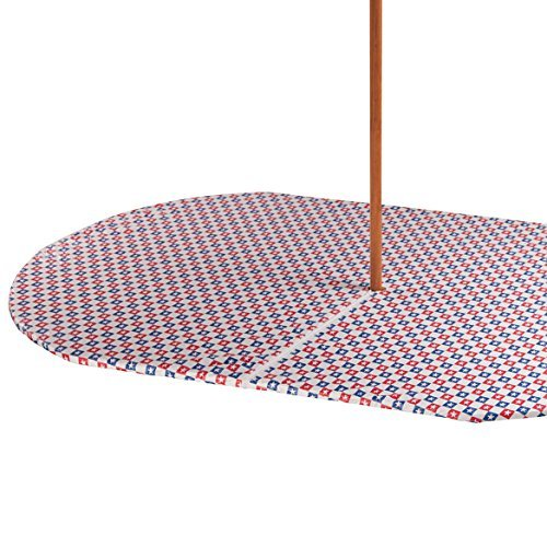 - Miles Kimball American Stars Zippered Elasticized Umbrella Table Cover