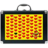 hide Vinyl Motion Portable Suitcase Turntable (ポータブル・レコードプレーヤー)