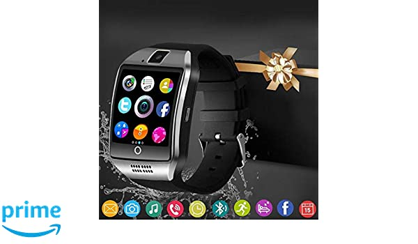 YTYCJSFH Smart Fashion Q18 - Reloj de Pulsera para Smartphone ...