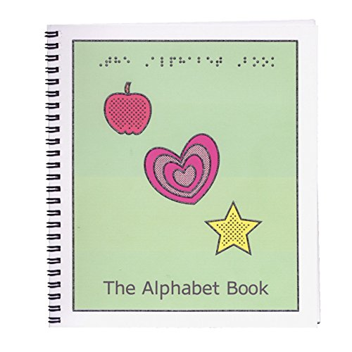 Childrens Braille Alphabet Book by MaxiAids
