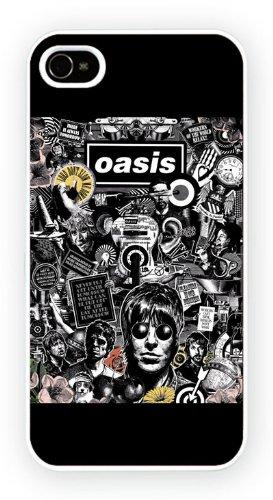 Oasis - Collage, iPhone 6+ (PLUS) cas, Etui de téléphone mobile - encre brillant impression