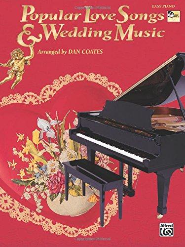 Popular Love Songs & Wedding Music (Easy Piano) pdf epub