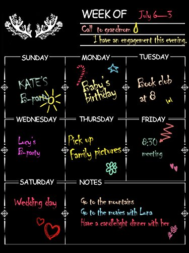 30 Day Planner Board - 7