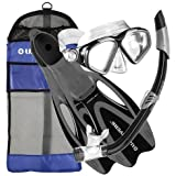 U.S. Divers Cozumel Snorkeling Sets + Gear Bag