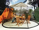 Generic se Backy Screen House en House Back Patio Deck Set Set Scre Outdoor Mosquito Net py Patio De Backyard Black t Umbre Umbrella Canopy