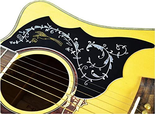 Chytaii Golpeador de Guitarra Acústica Autoadhesivo Autoadhesiva ...