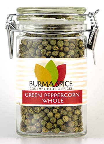 (Green Peppercorn : Whole : Herb Spice Kosher (1oz))