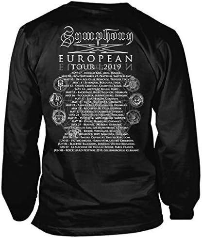 Symphony X Underworld (Negro) Camisa De Manga Larga: Amazon.es: Ropa y accesorios