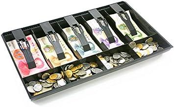 Caja de caja registradora Nueva tienda Classify Monedero de cajón ...
