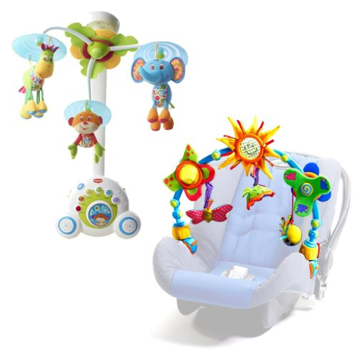 Tiny Love Soothe 'n Groove Mobile with Take
