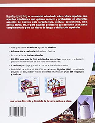 España, ayer y hoy - Libro + CD-ROM Cultura y civilización ...