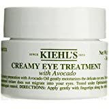 Kiehl's Creamy Eye Treatment with Avocado for Unisex, 0.5 Ounce