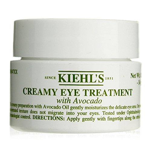 kiehl 39 s creamy eye treatment with avocado for unisex 0 5. Black Bedroom Furniture Sets. Home Design Ideas