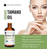 Tamanu Oil for Face and Skin by Kate Blanc. USDA