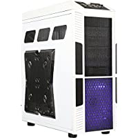 Rosewill THOR V2-W ATX Full Tower Gaming Computer Case Chassis (White) + Keyboard + Gaming Mouse