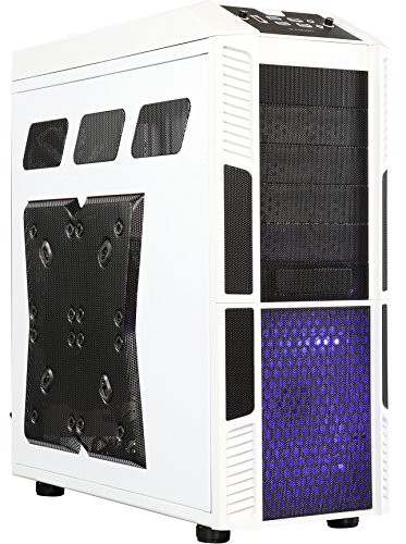 Rosewill Gaming ATX Full Tower Computer Case Cases Thor V2-W Black, White (Best Atx Full Tower Case)