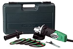 Hitachi G12SR3 4-1/2-Inch Angle Grinder (Discontinued by manufacturer)