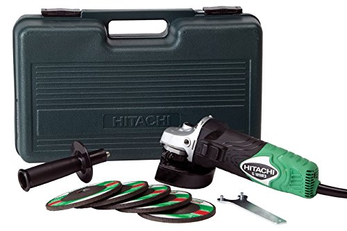 Hitachi G12SR3 4-1/2-Inch Angle Grinder (Discontinued by manufacturer)