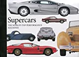 img - for Supercars: The World's Top Performance Machines (Landscape Pocket) book / textbook / text book