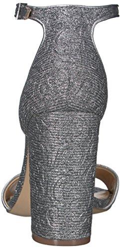 Heeled Silver Mischka Lex Sandal Women's Jewel Badgley OYfITqxP