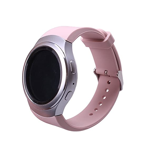 Gear S2 Band, SENTER Samsung Smartwatch Replacement Band for Samsung Gear S2 (fit for SM-720)-Pink
