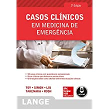 Casos Clínicos em Medicina de Emergência (Lange) (Portuguese Edition)
