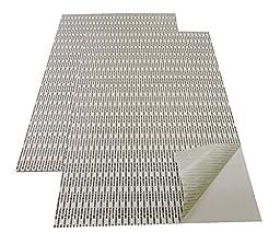 Self-Stick Adhesive Foam Board White 16\