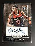 Basketball NBA 2015-16 Panini Prizm Prizm Autographs #1 Otto Porter NM Near Mint Auto Wizards