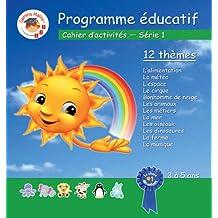 Programme educatif, cahier d'activites pour les 3 a 5 ans - Serie 1