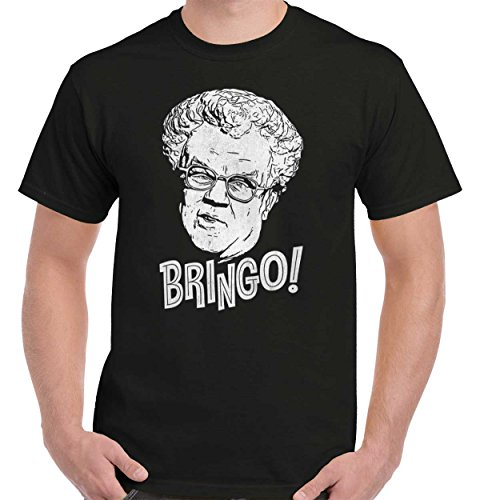 Bringo Dr Steve Brule Doctor Funny Gift Cool Cute Adult Swim T-Shirt Tee (Shirts Tee Adult Swim)