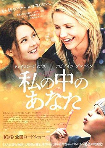 My Sister's Warder POSTER Movie (2009) Japanese Style A 11 x 17 Inches - 28cm x 44cm (Abigail Breslin)(Sofia Vassilieva)(Cameron Diaz)(Jason Patric)(Alec Baldwin)(Joan Cusak)(Evan Ellingson)