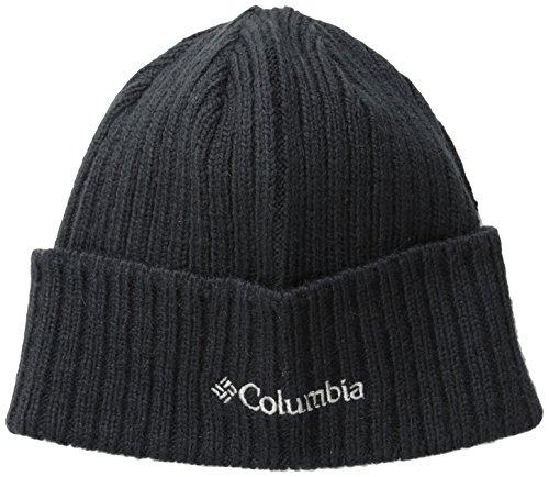 Columbia Unisex Watch Cap II, Black/White Marled, One Size