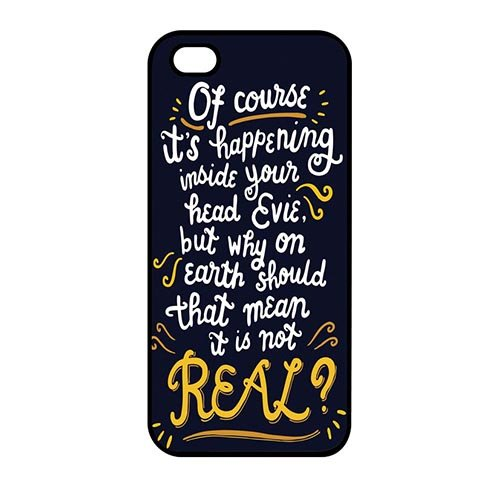 Coque,Harry Potter Quotes Design Proof Dust Cover for Coque iphone SE & Coque iphone 5 & Coque iphone 5S Durable Snap On Case Cover With Best Plastic