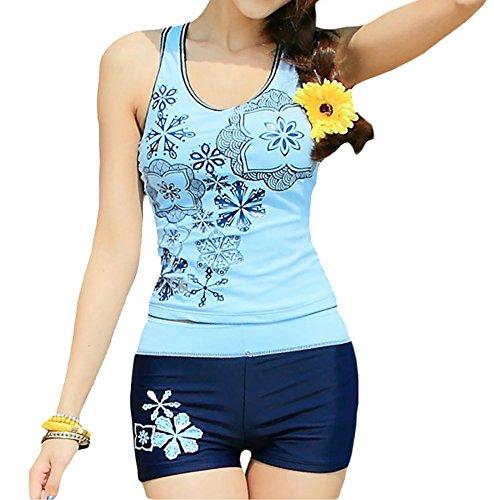 Ilishop Juniors Tankini Bathing Swimwear product image