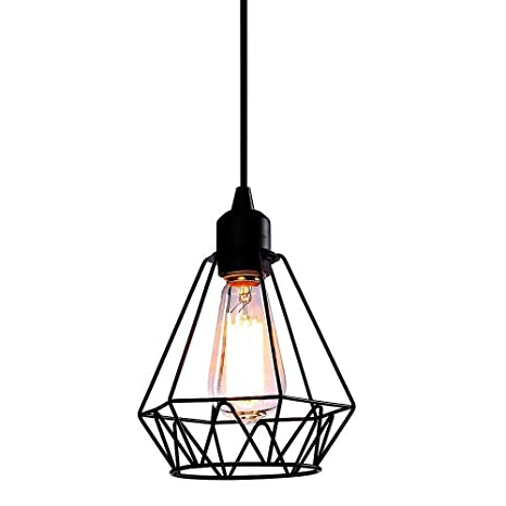 Admirable Hanging Pendant Lighting Fixtures Industrial Edison Vintage Style Wiring 101 Olytiaxxcnl